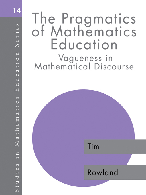 Pragmatics of Mathematics Education