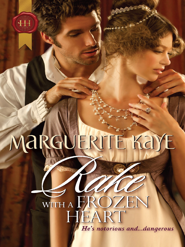 Rake with a Frozen Heart By: Marguerite Kaye