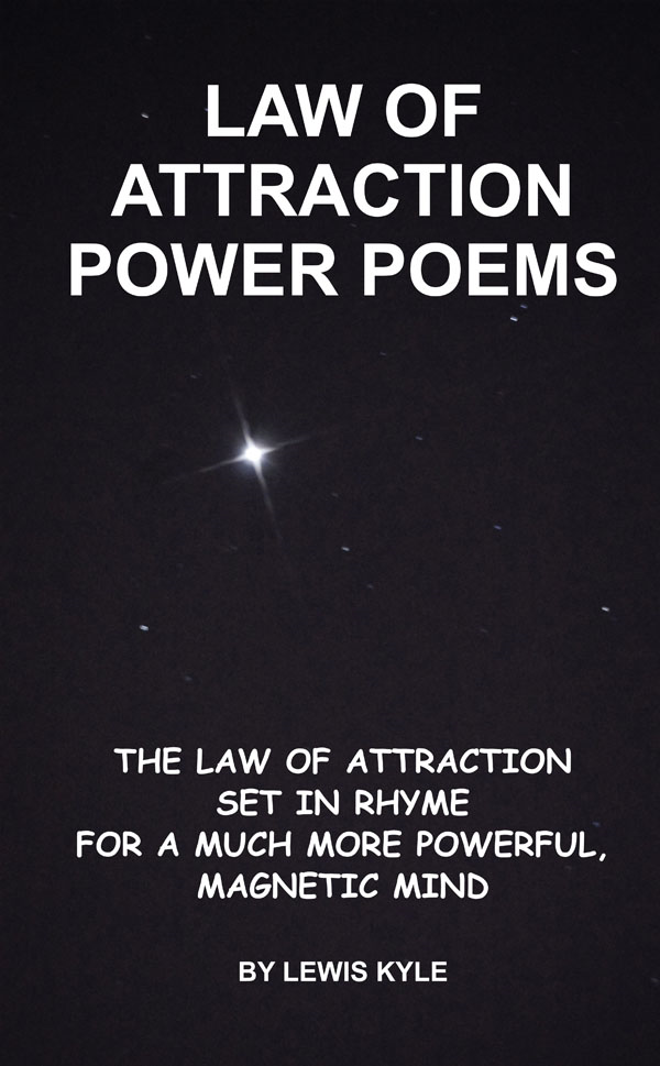 LAW OF ATTRACTION POWER POEMS