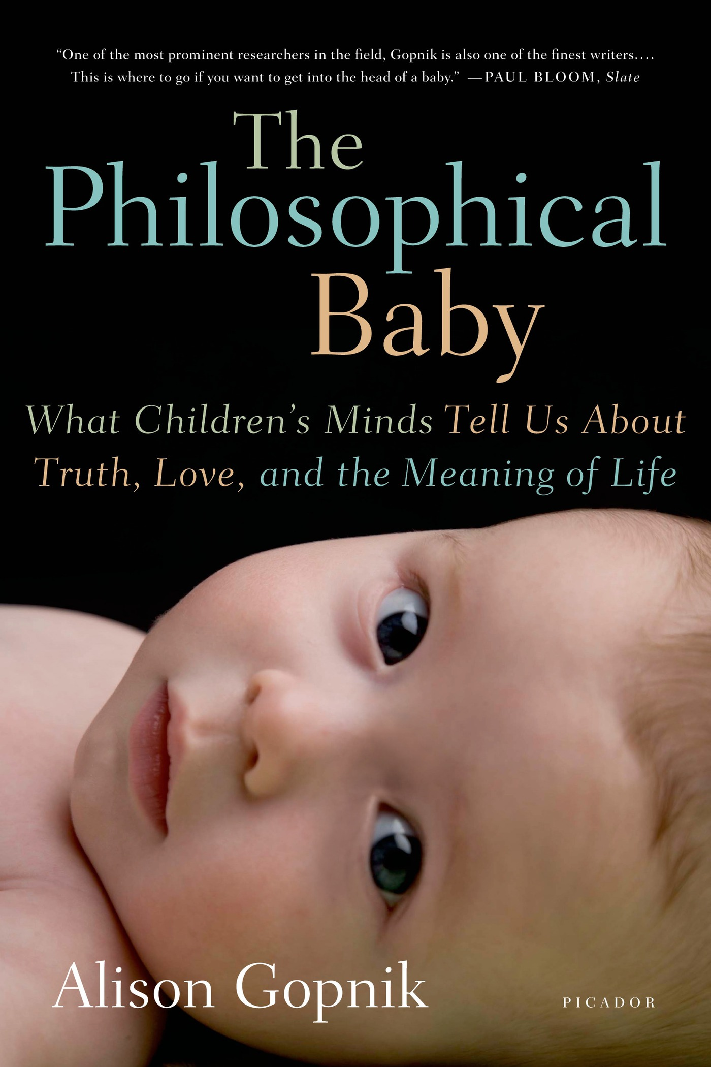 The Philosophical Baby By: Alison Gopnik
