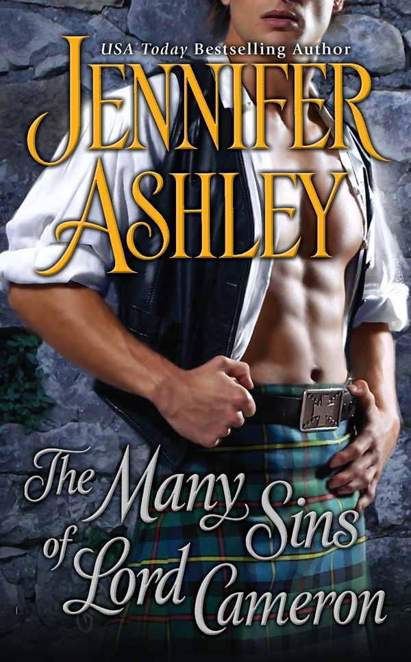 The Many Sins of Lord Cameron By: Jennifer Ashley