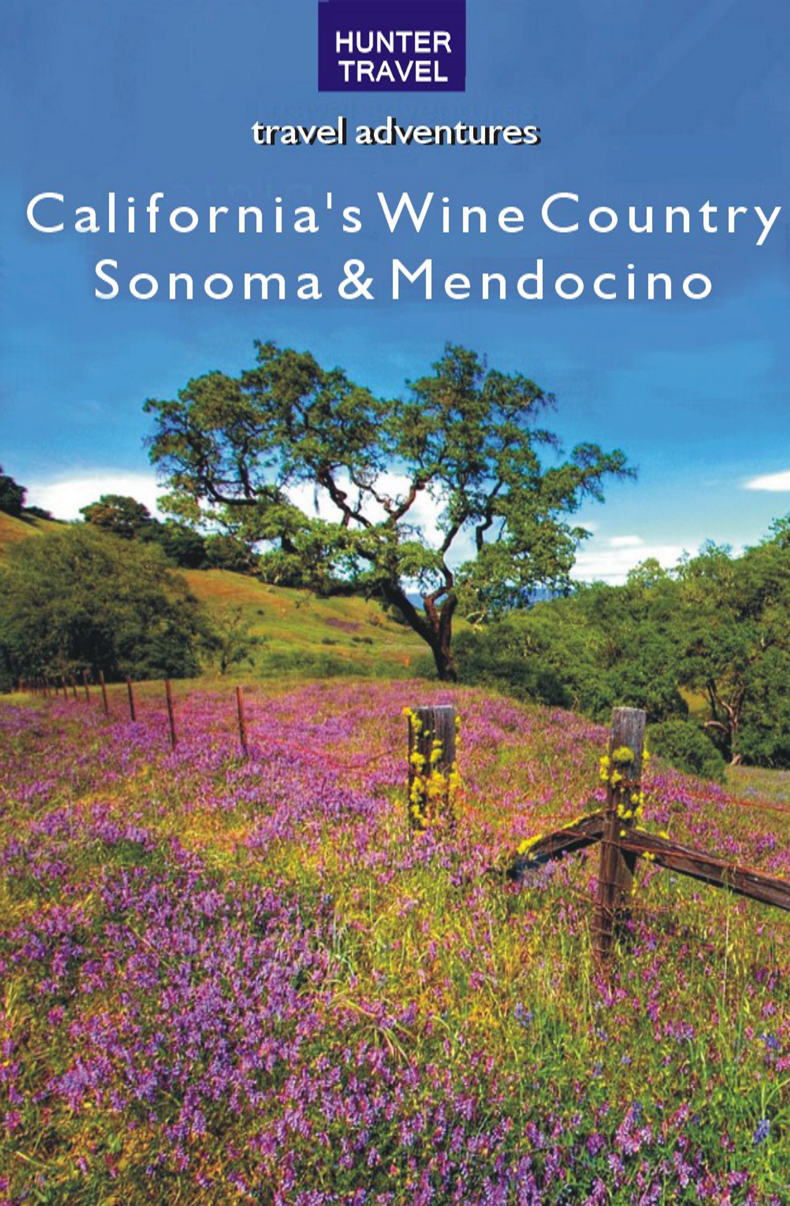 California's Wine Country - Sonoma & Mendocino