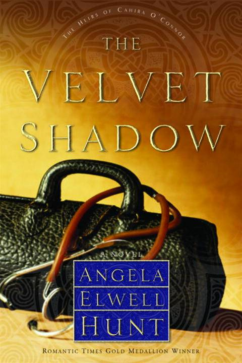 The Velvet Shadow By: Angela Elwell Hunt