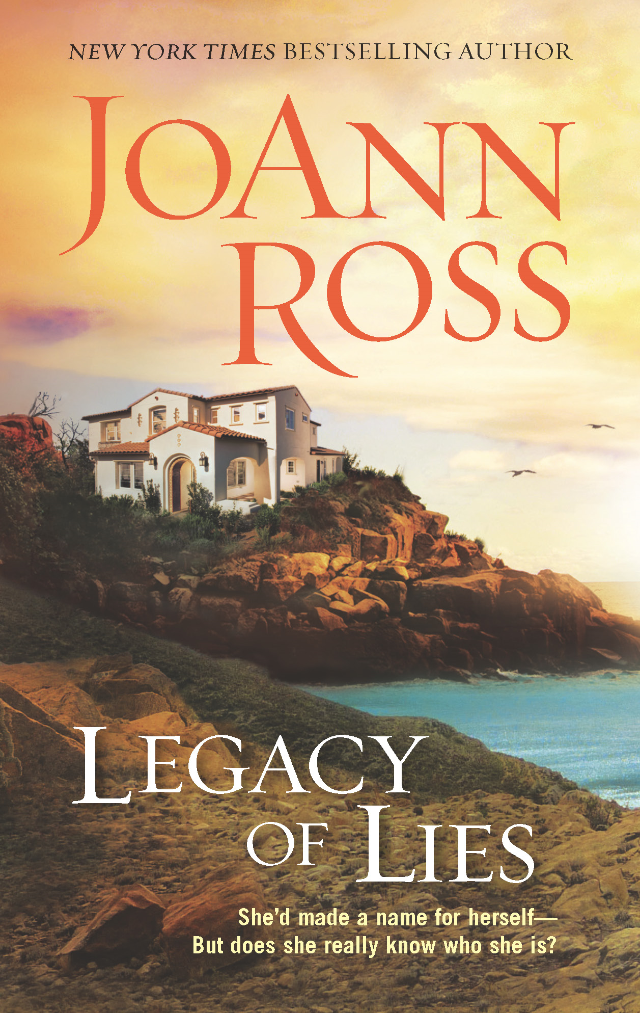 Legacy of Lies By: JoAnn Ross