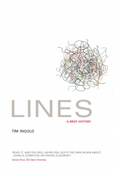 Lines By: Tim Ingold