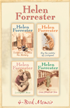 The Complete Helen Forrester 4-Book Memoir: Twopence To Cross The Mersey, Liverpool Miss, By The Waters Of Liverpool, Lime Stree: