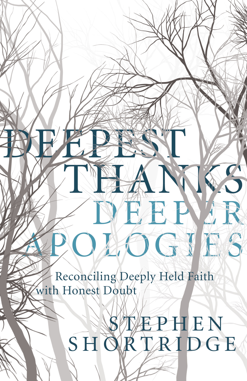 Deepest Thanks, Deeper Apologies