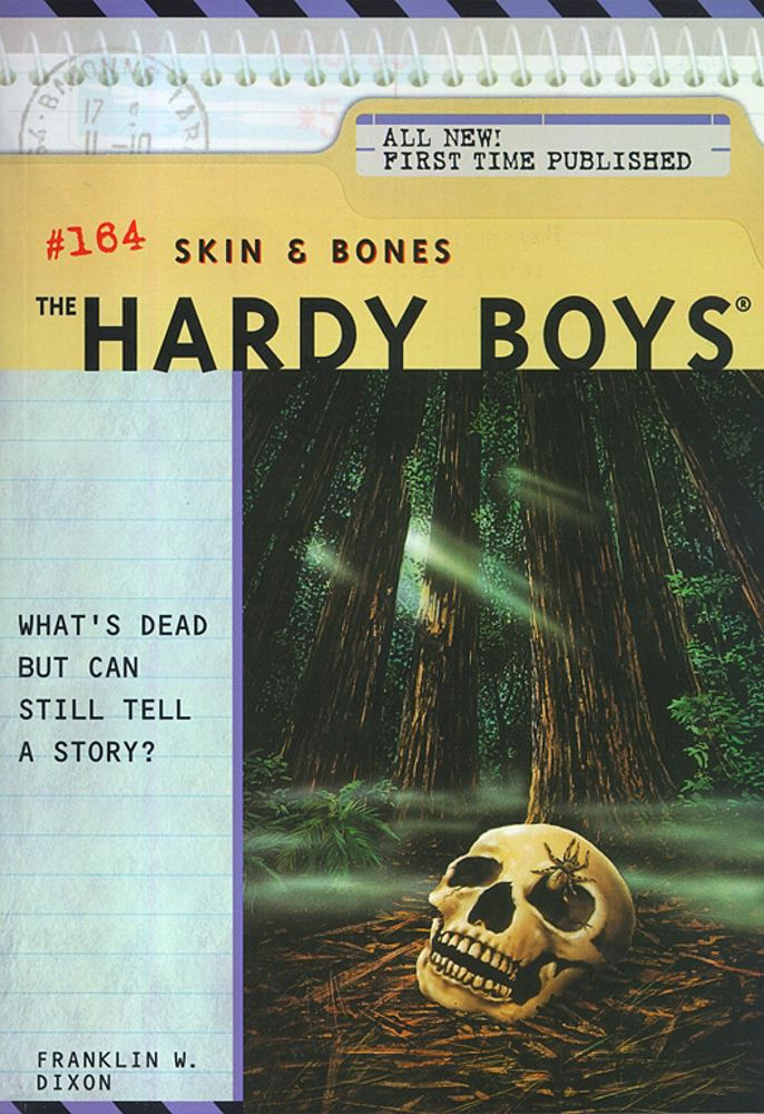 Book Cover: Skin and Bones