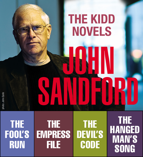 John Sandford: The Kidd Novels 1?4 By: John Sandford