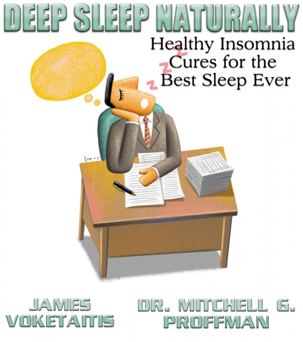 Deep Sleep Naturally - Natural Solutions to a Good Night's Sleep