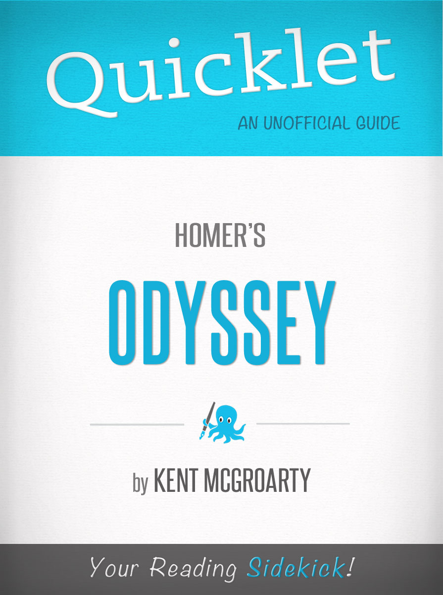 Quicklet on Homer's Odyssey (CliffsNotes-like Book Summary)