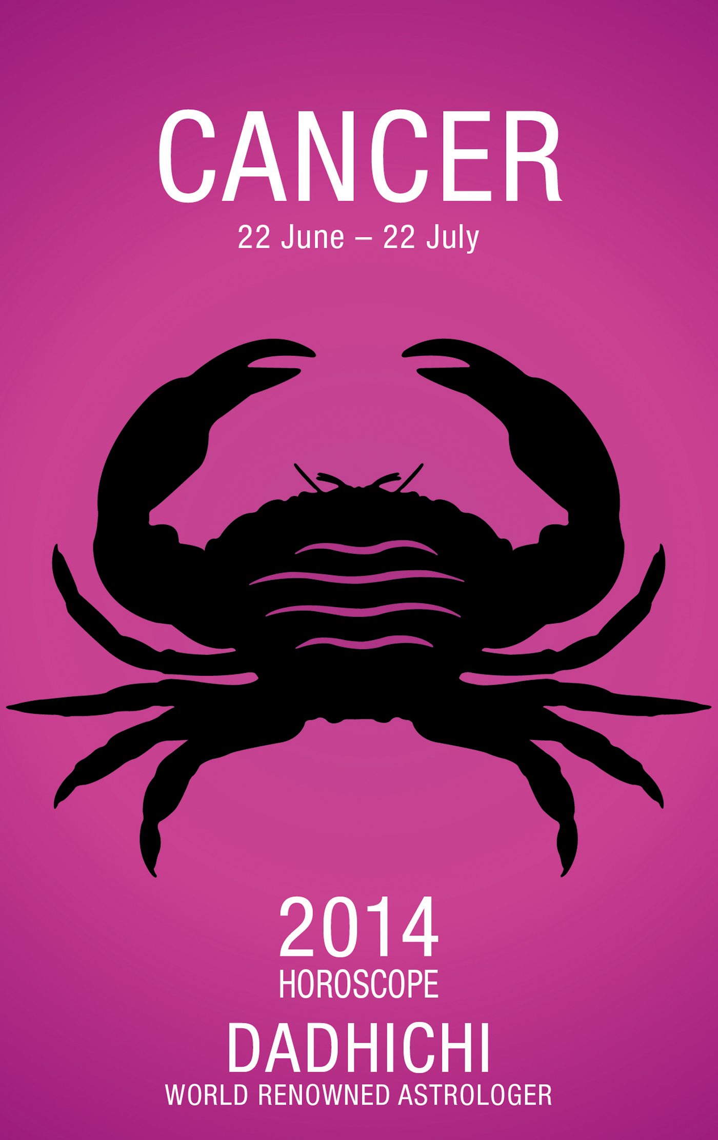 Cancer 2014 (Mills & Boon Horoscopes)
