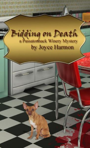 Bidding On Death By: Joyce Harmon