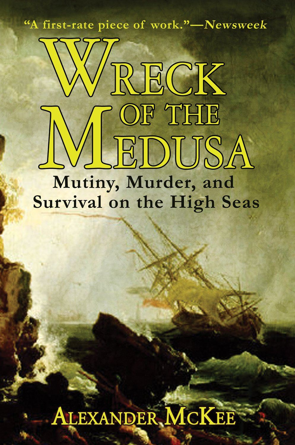 Wreck Of The Medusa