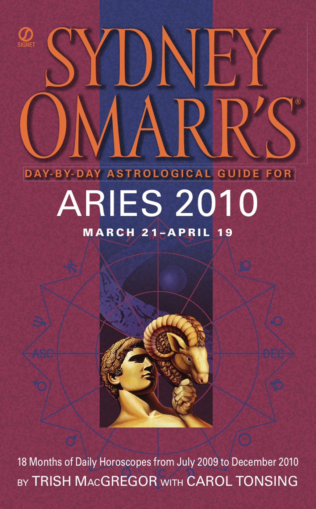 Sydney Omarr's Day-By-Day Astrological Guide for the Year 2010: Aries