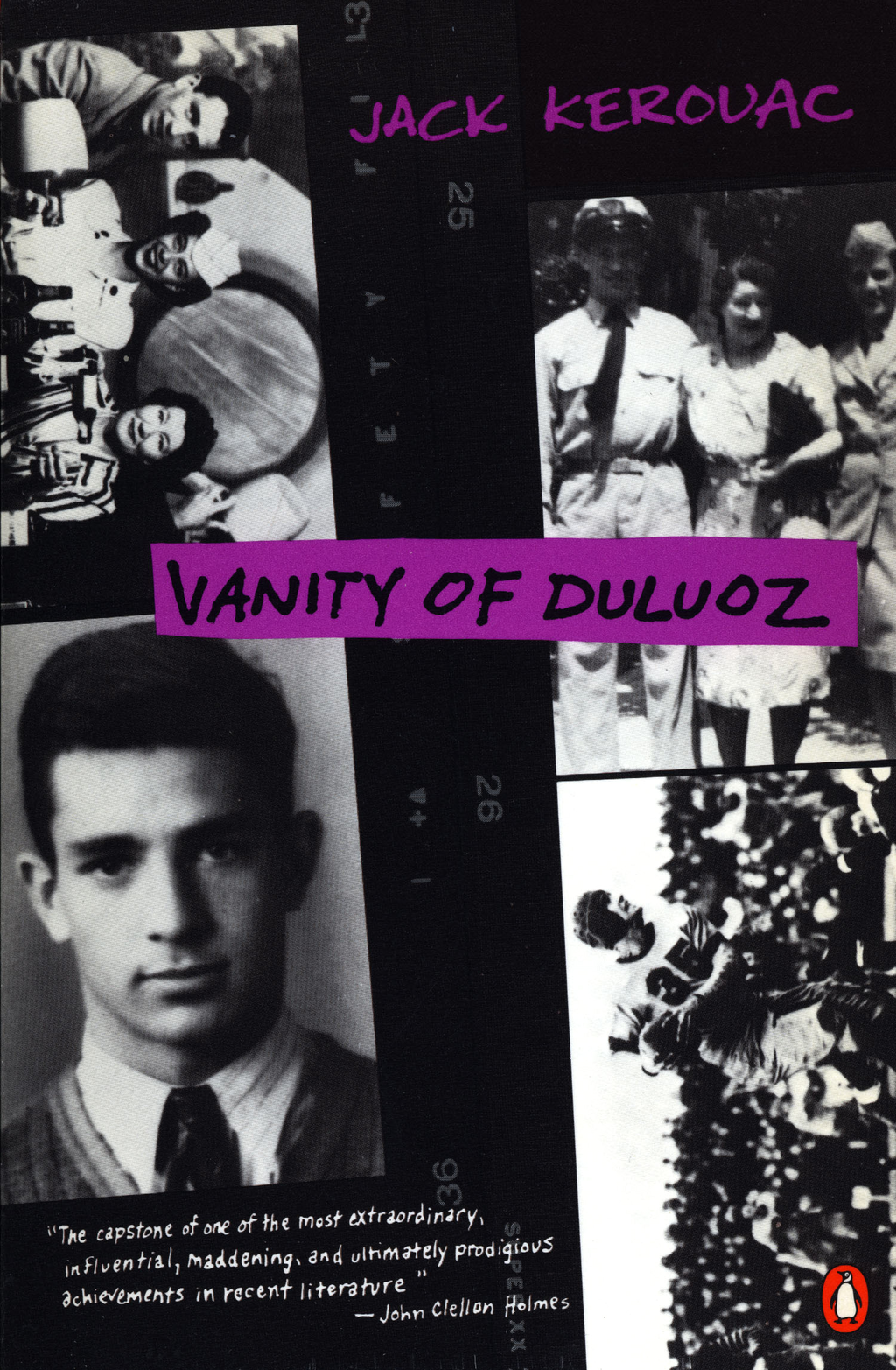 Vanity of Duluoz By: Jack Kerouac