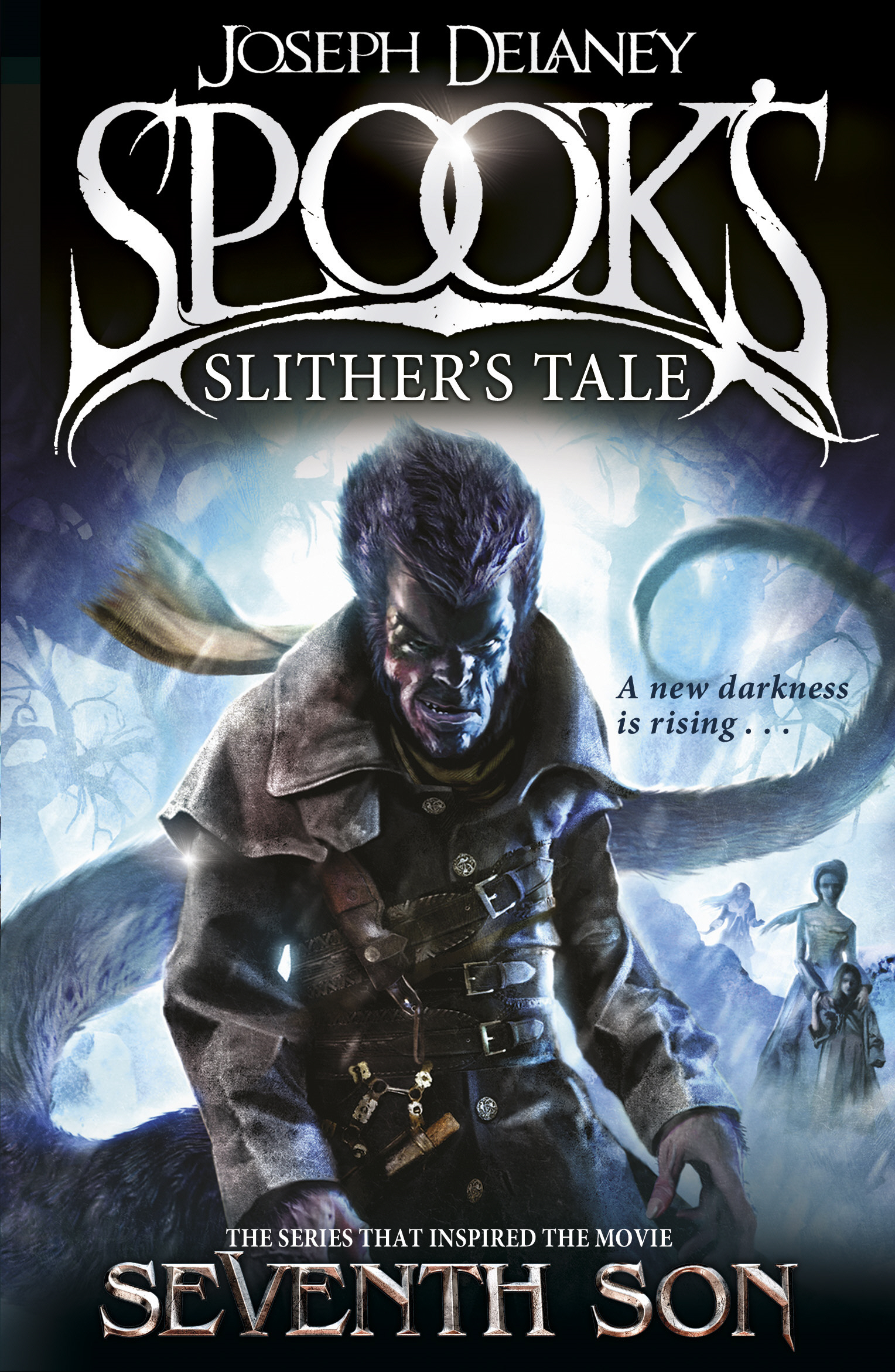 Spook's: Slither's Tale: Book 11 Book 11