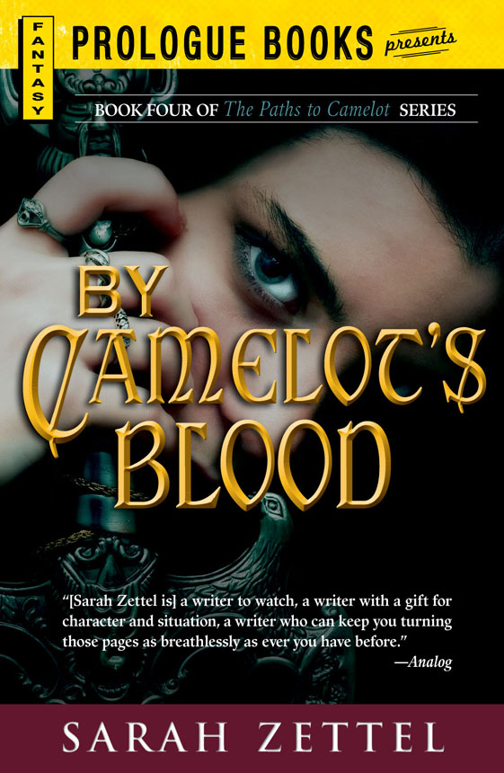 By Camelot's Blood: Book Four of The Paths to Camelot Series By: Sarah Zettel