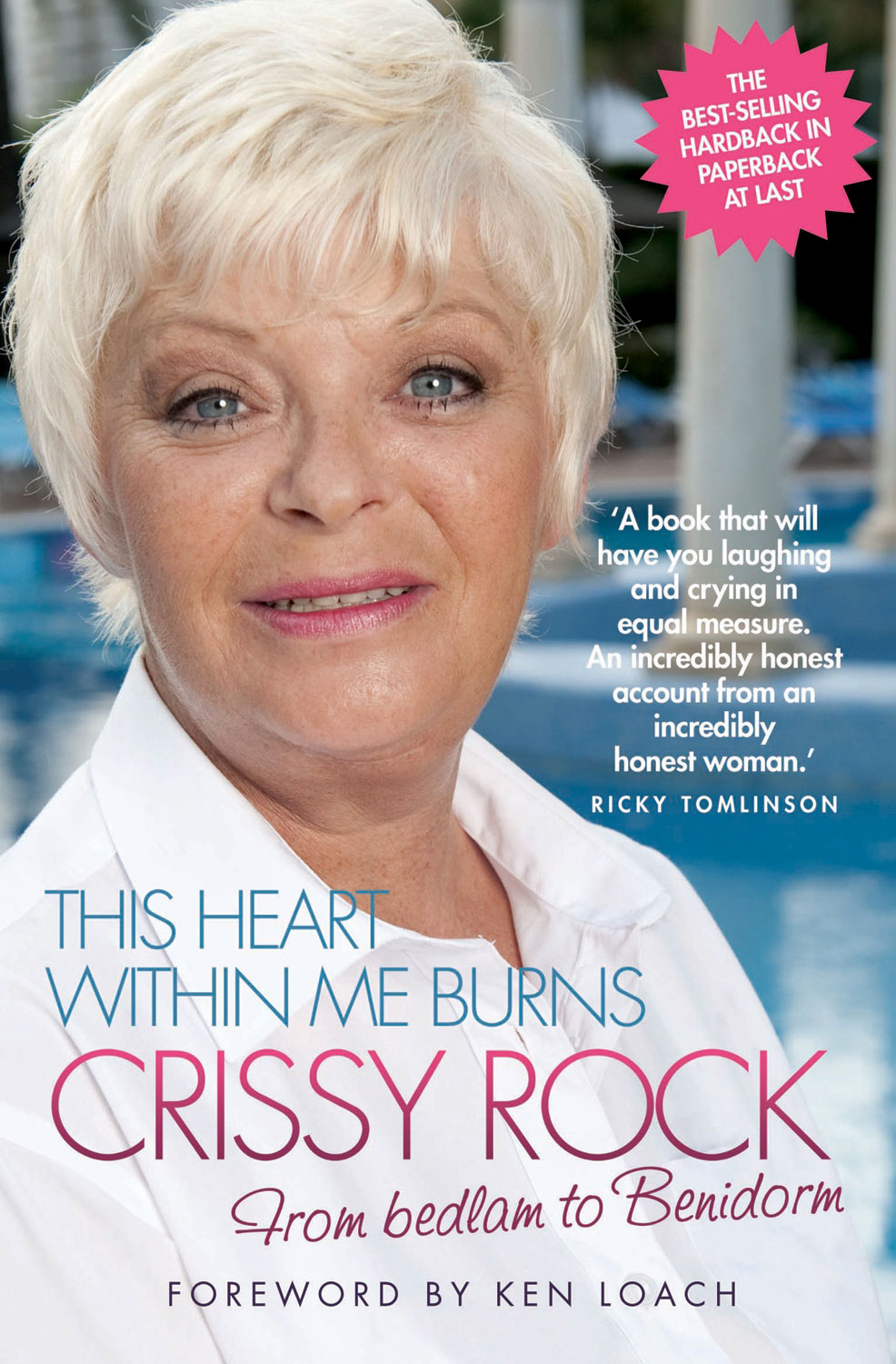 This Heart Within Me Burns: Crissy Rock By: Crissy Rock