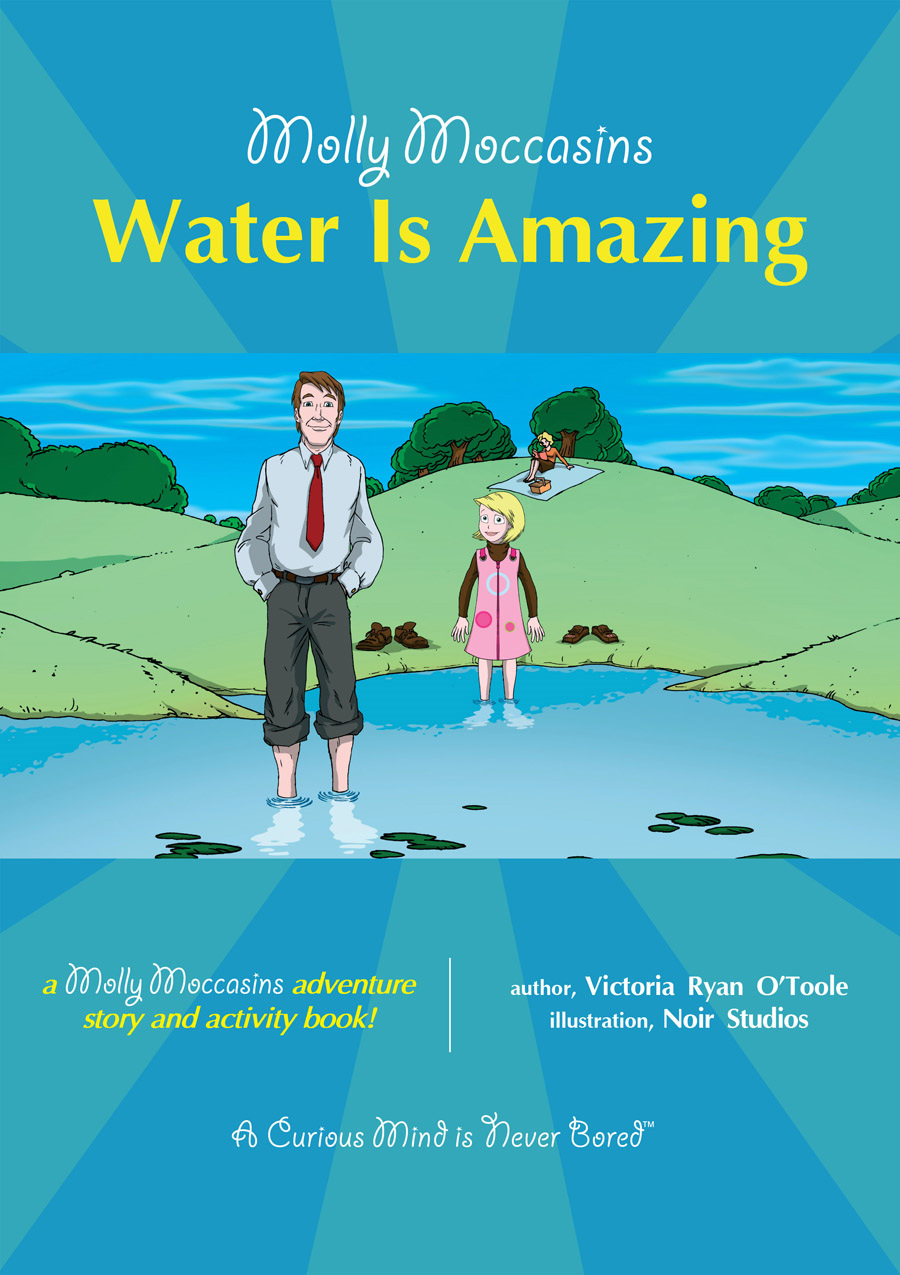 Water Is Amazing By: Victoria Ryan O'Toole,Urban Fox Studios