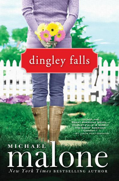 Dingley Falls By: Michael Malone