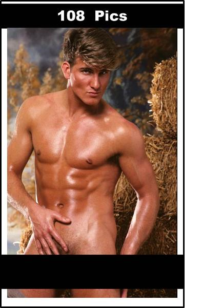 Farm Boy Travis Ripped, Oiled an Ready  (Nude Male, Naked Men) By: All Erotic Media