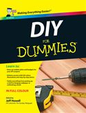 Picture of - DIY For Dummies, UK Edition