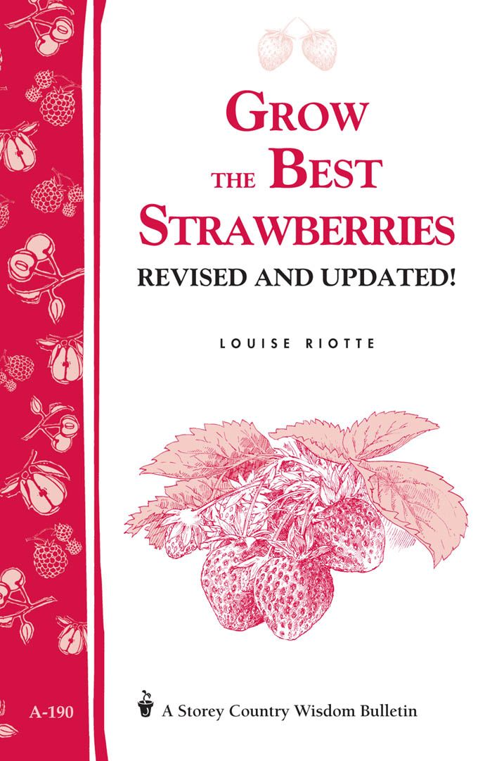 Grow the Best Strawberries By: Louise Riotte