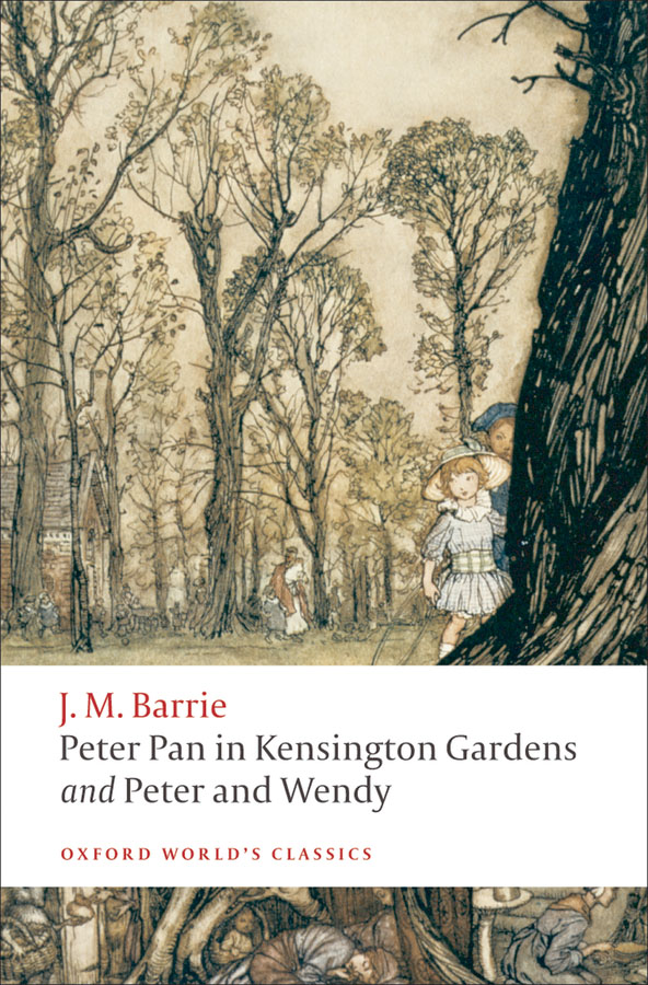 Peter Pan in Kensington Gardens / Peter and Wendy