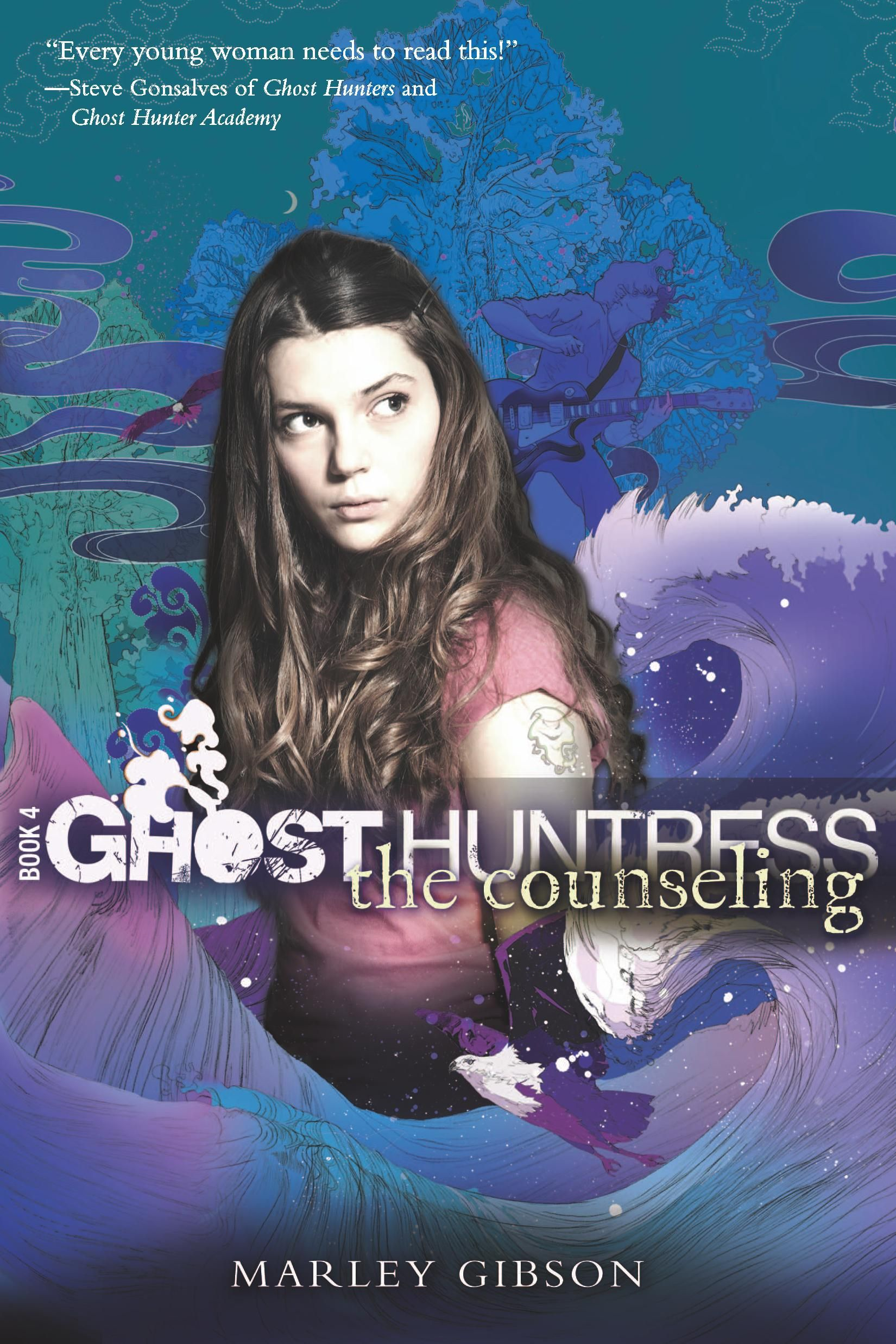 Ghost Huntress Book 4: The Counseling