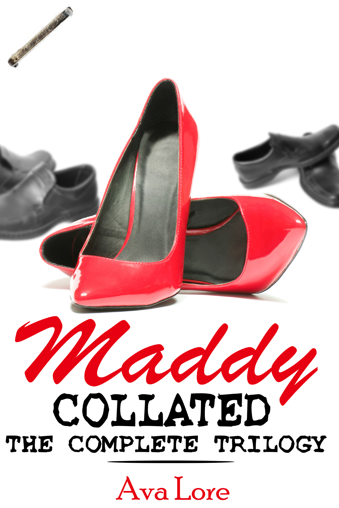 Maddy Collated: The Complete Trilogy (BBW Billionaire Menage Erotica)