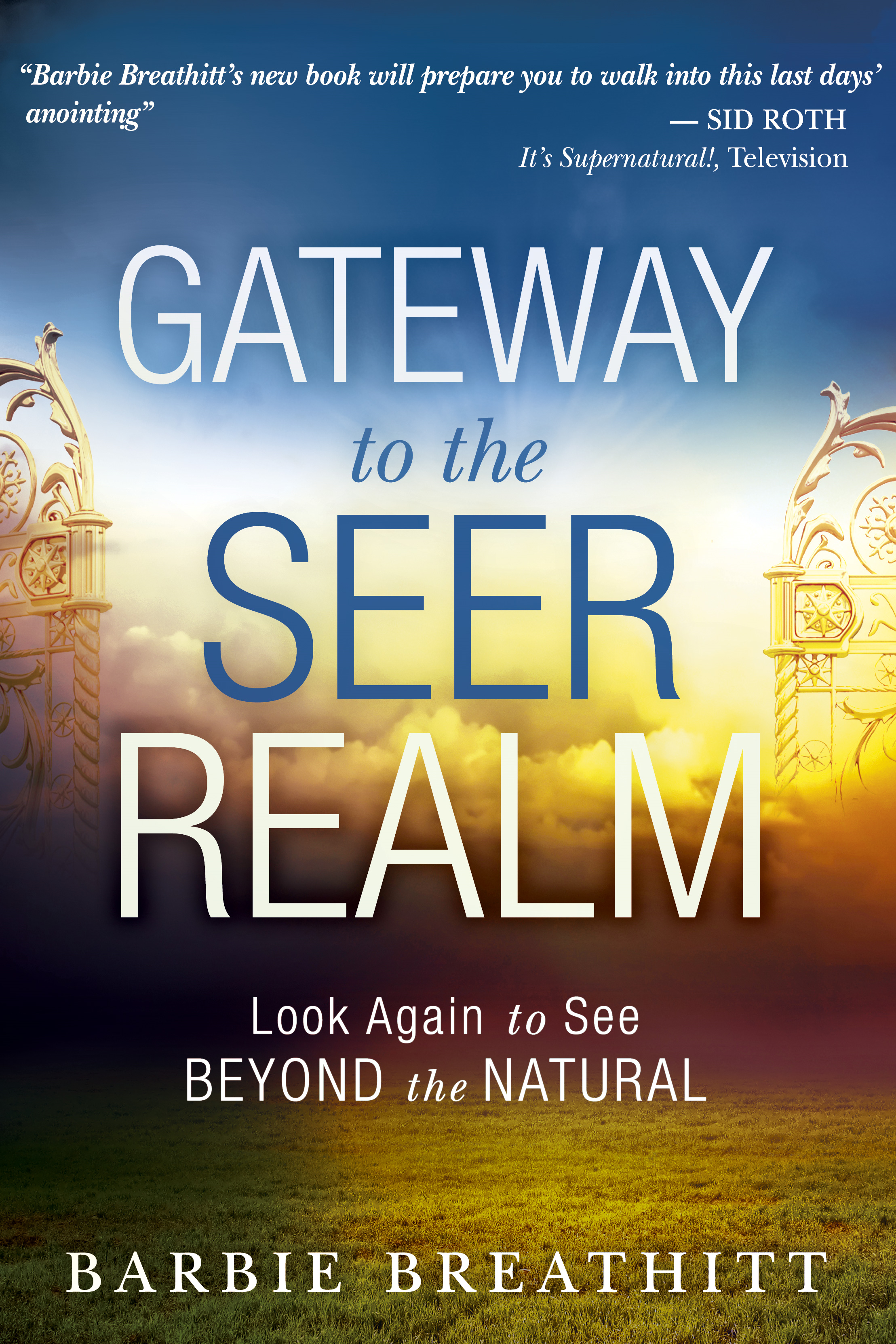 The Gateway to the Seer Realm: Look Again to See Beyond the Natural By: Barbie Breathitt
