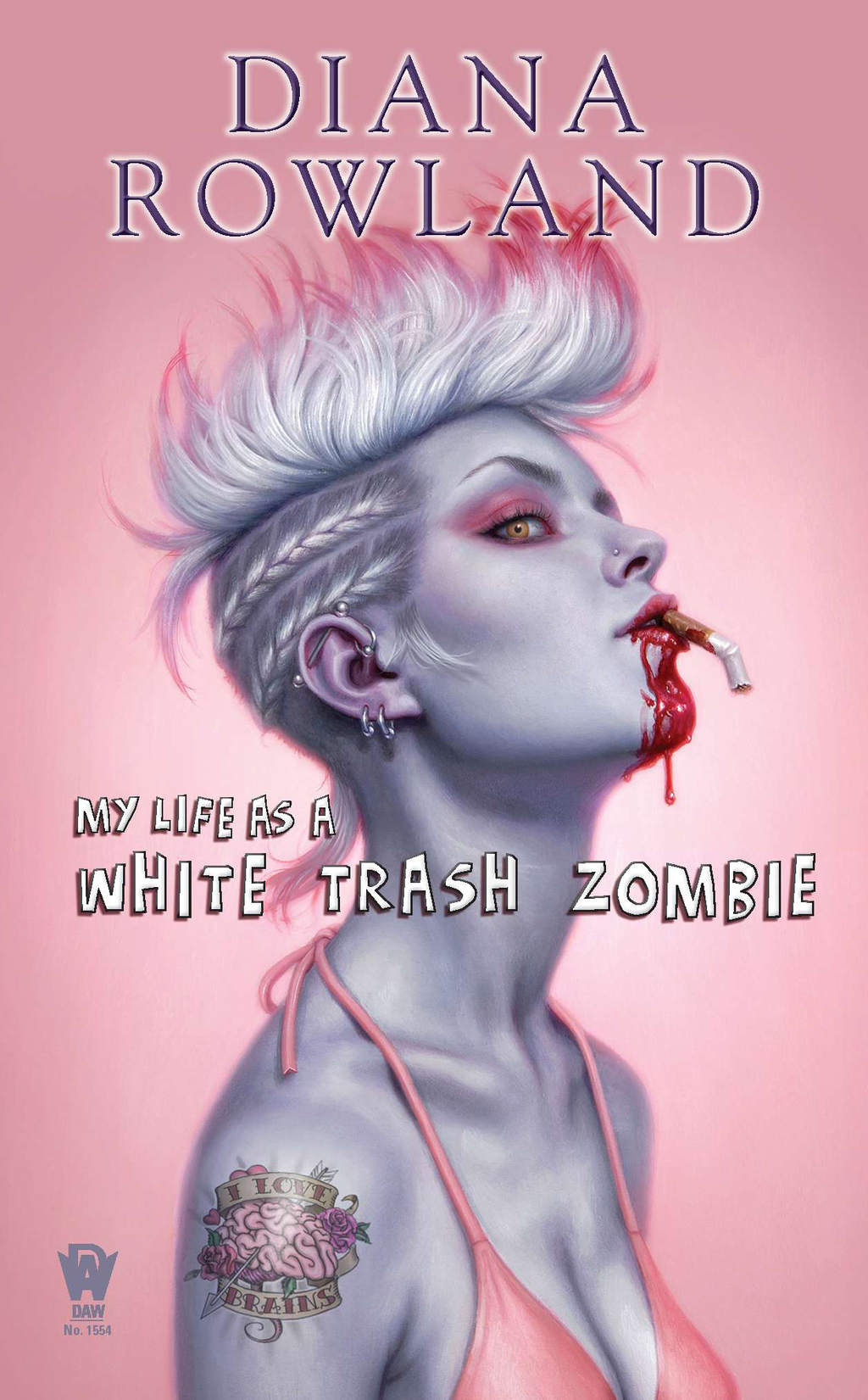My Life as A White Trash Zombie By: Diana Rowland