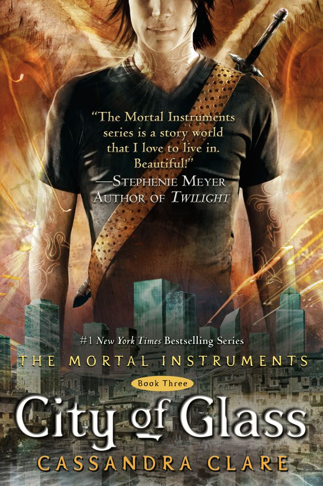 City of Glass By: Cassandra Clare