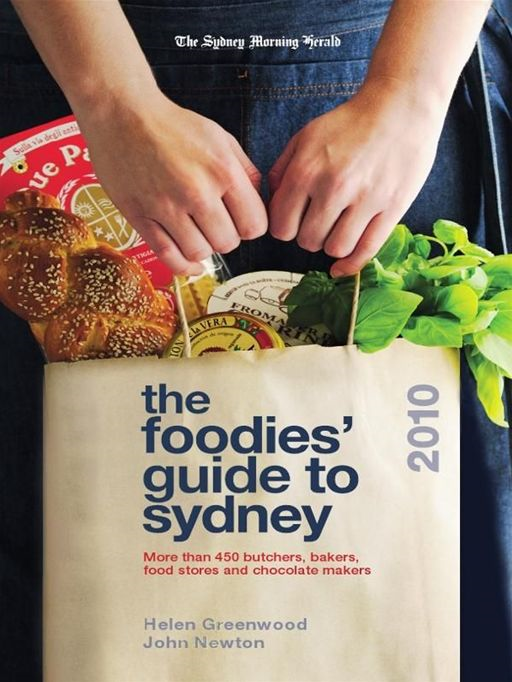 2010 Foodies' Guide To Sydney,The