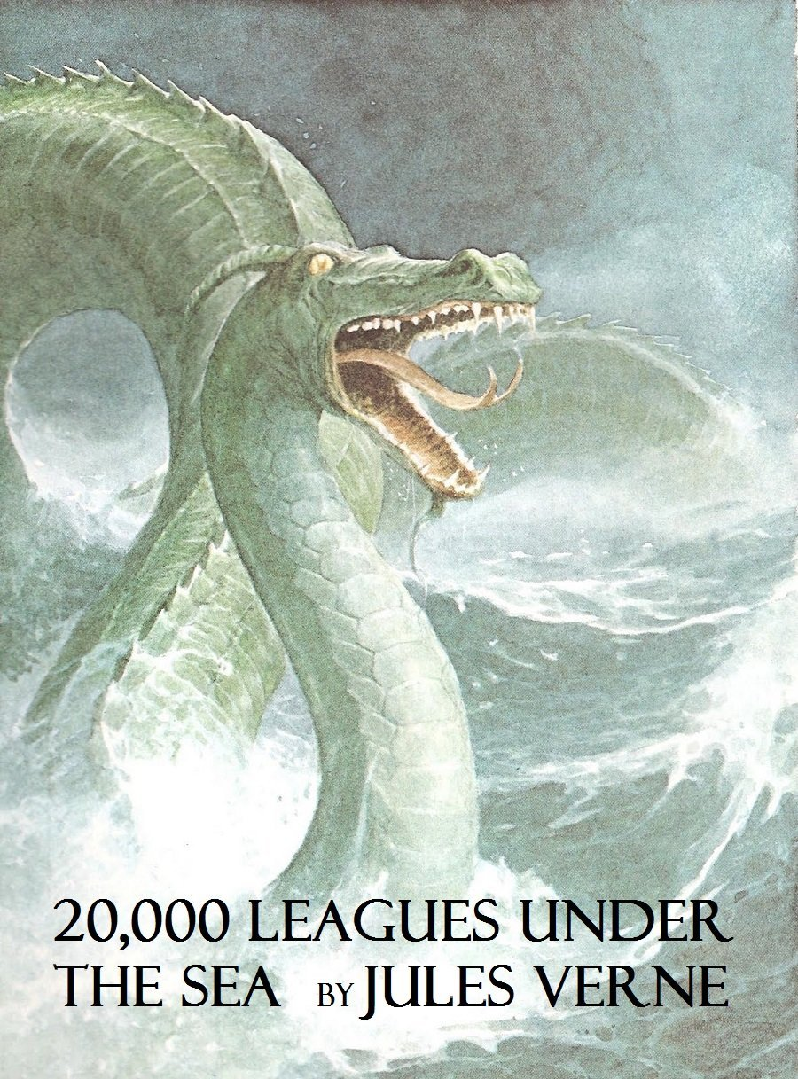 Jules Verne - 20,000 Leagues Under The Sea (Annotated)