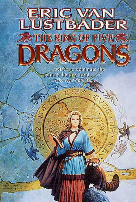The Ring of Five Dragons