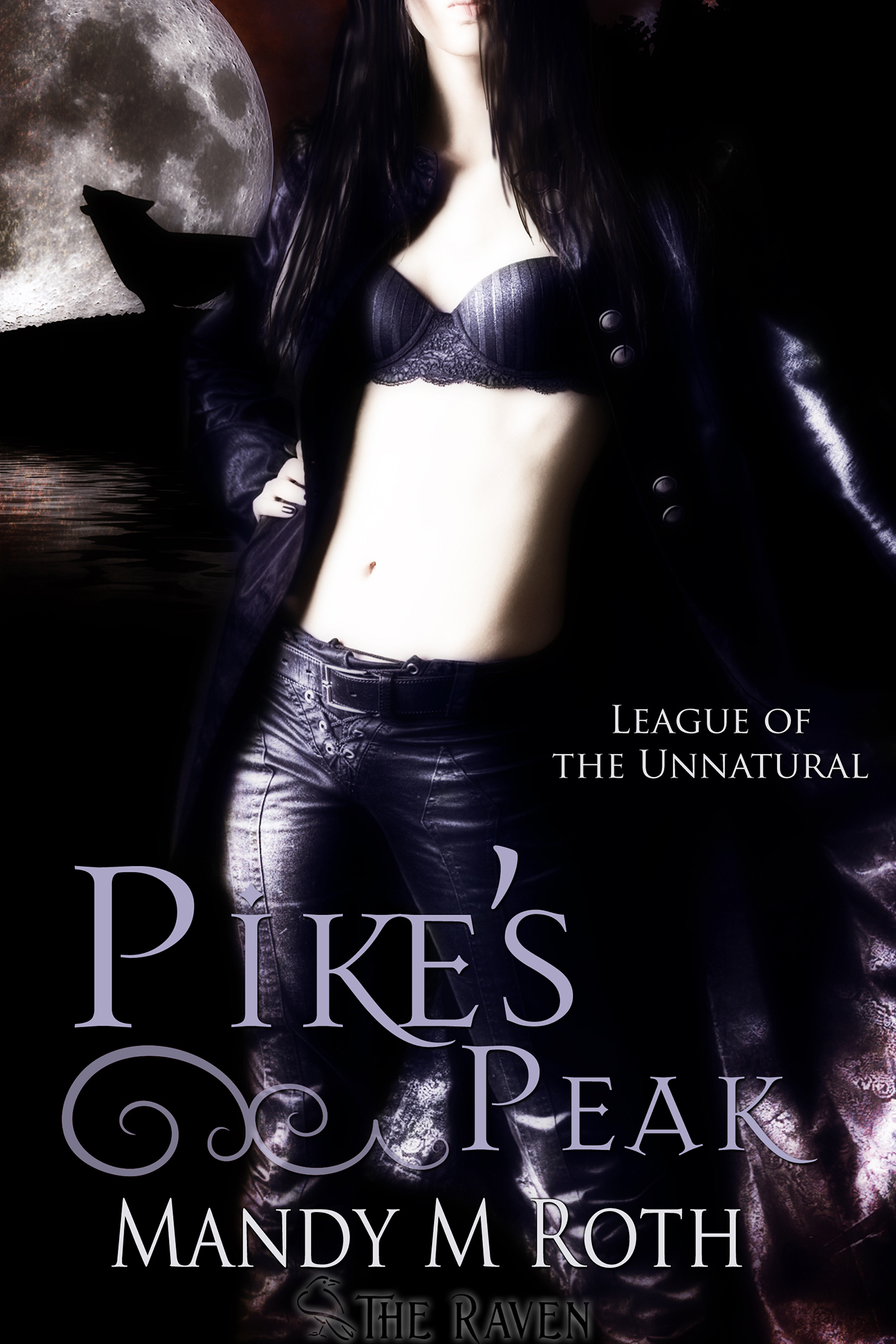Pike's Peak (League of the Unnatural) By: Mandy M. Roth