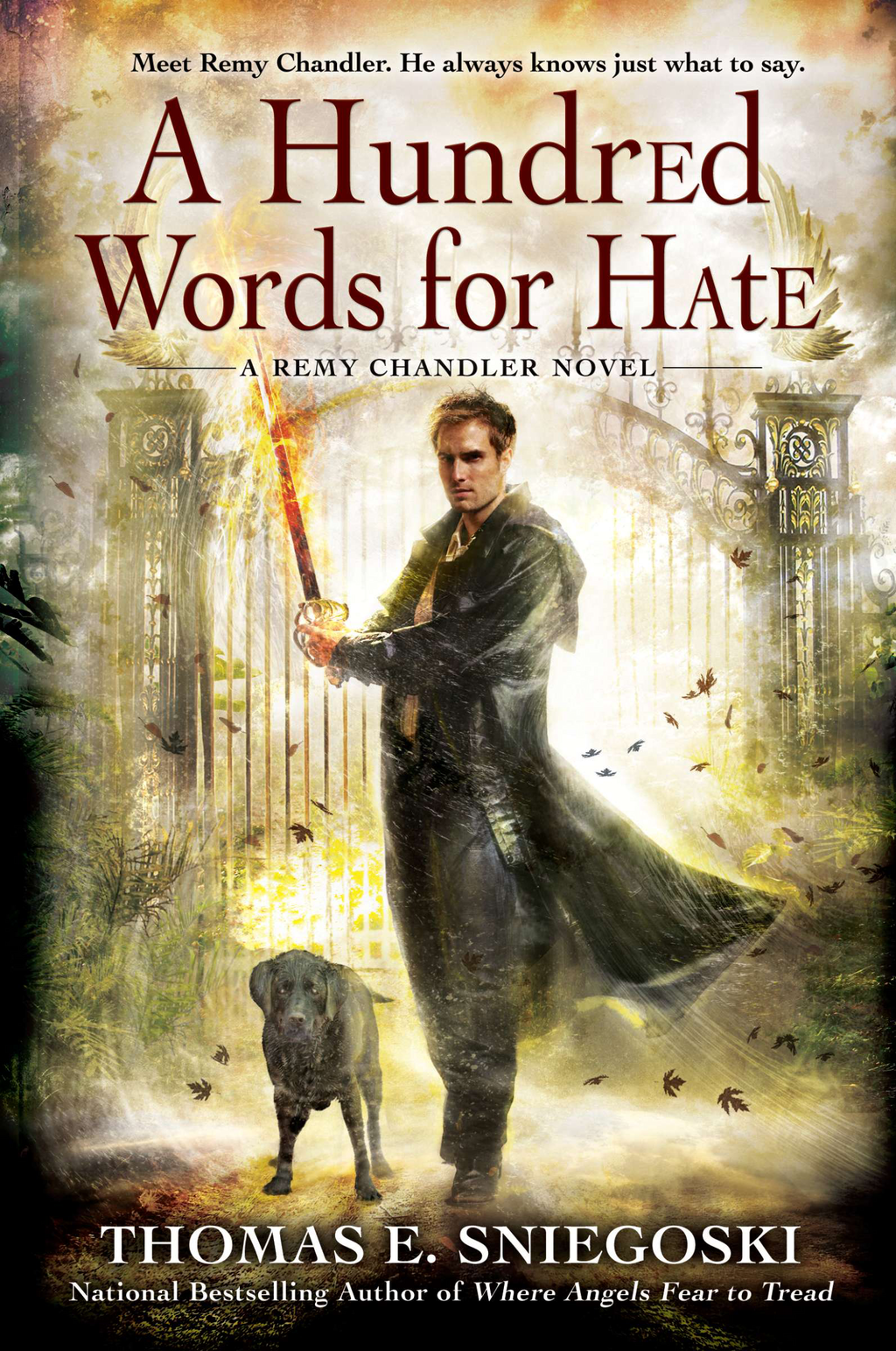 A Hundred Words for Hate By: Thomas E. Sniegoski