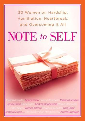 Note to Self By: Andrea Buchanan