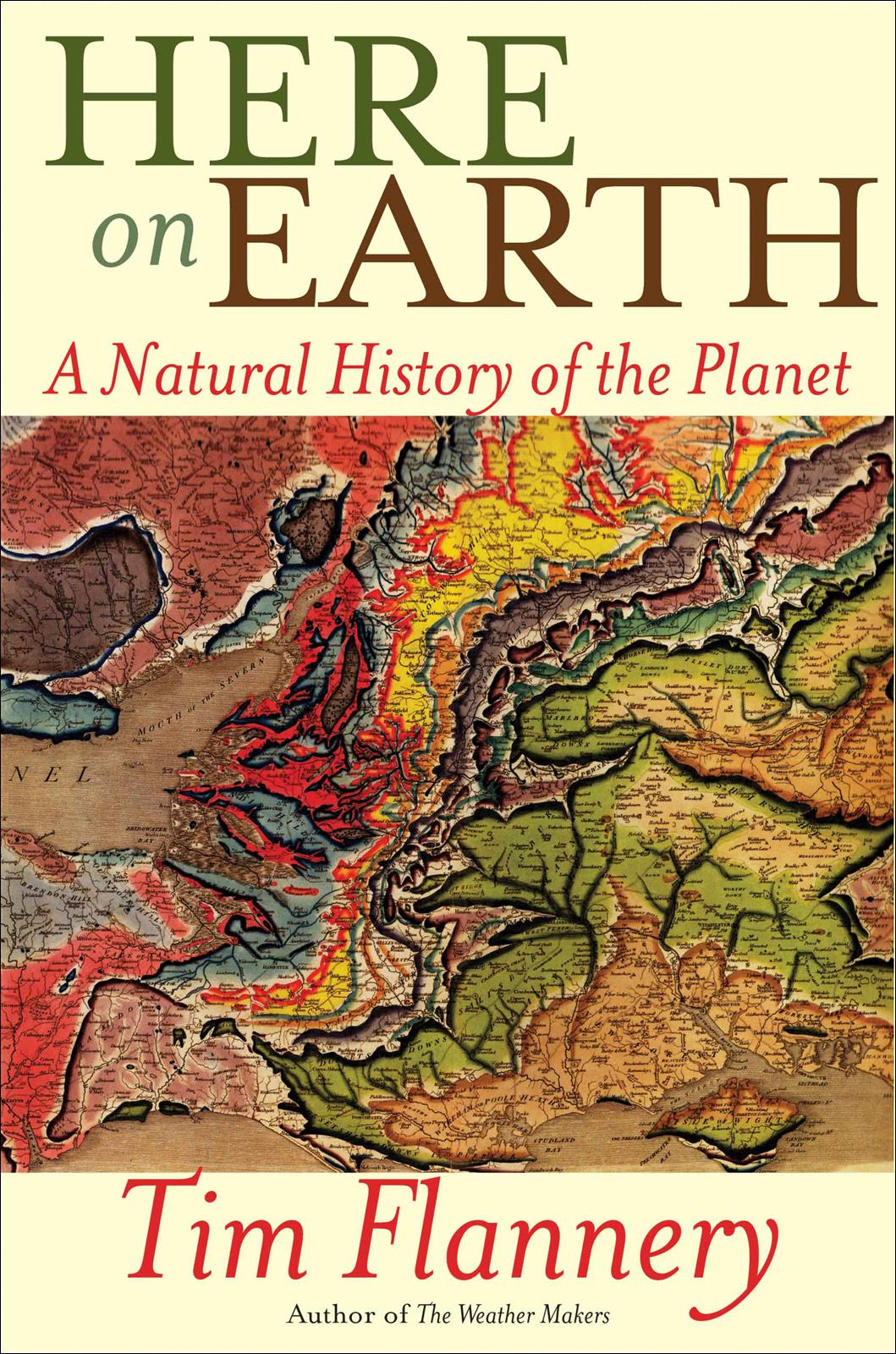 Here on Earth By: Tim Flannery