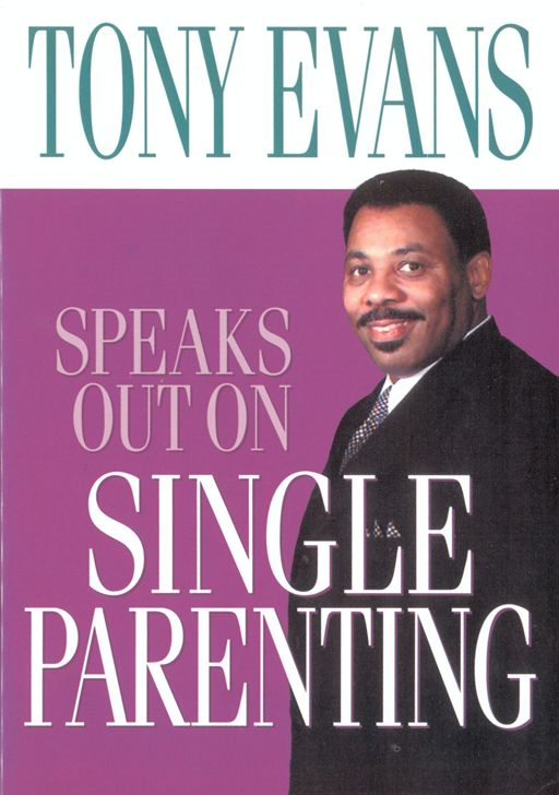 Tony Evans Speaks Out On Single Parenting