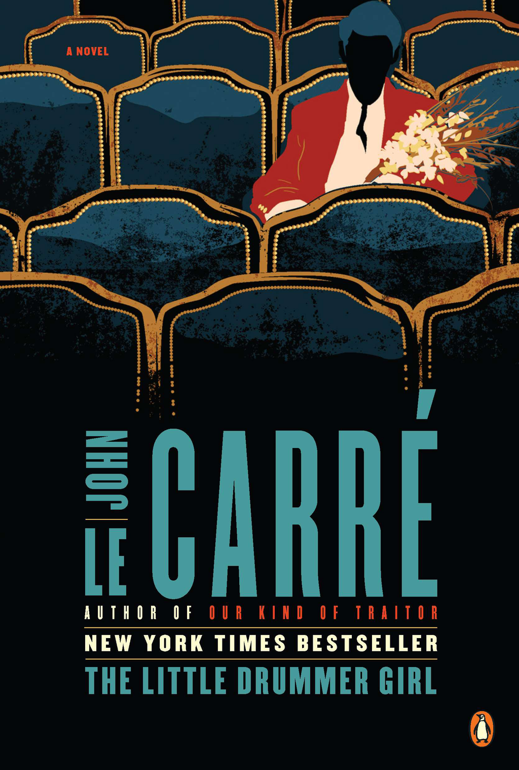 The Little Drummer Girl By: John le Carre
