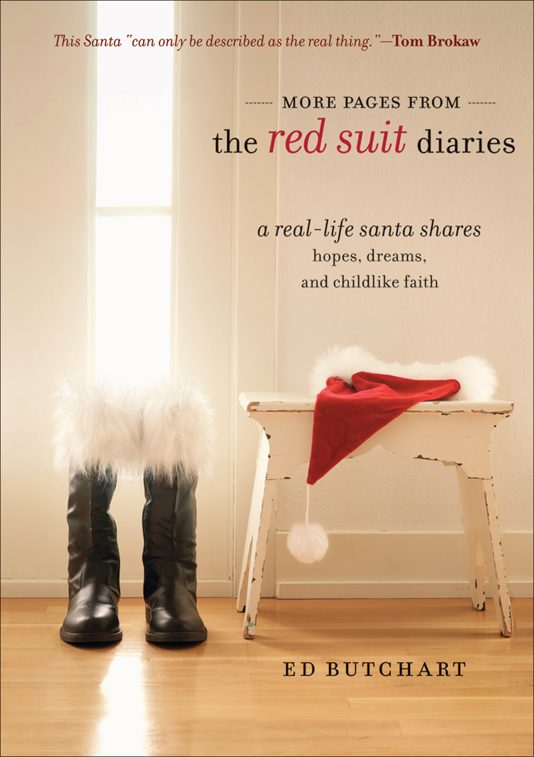 More Pages from the Red Suit Diaries