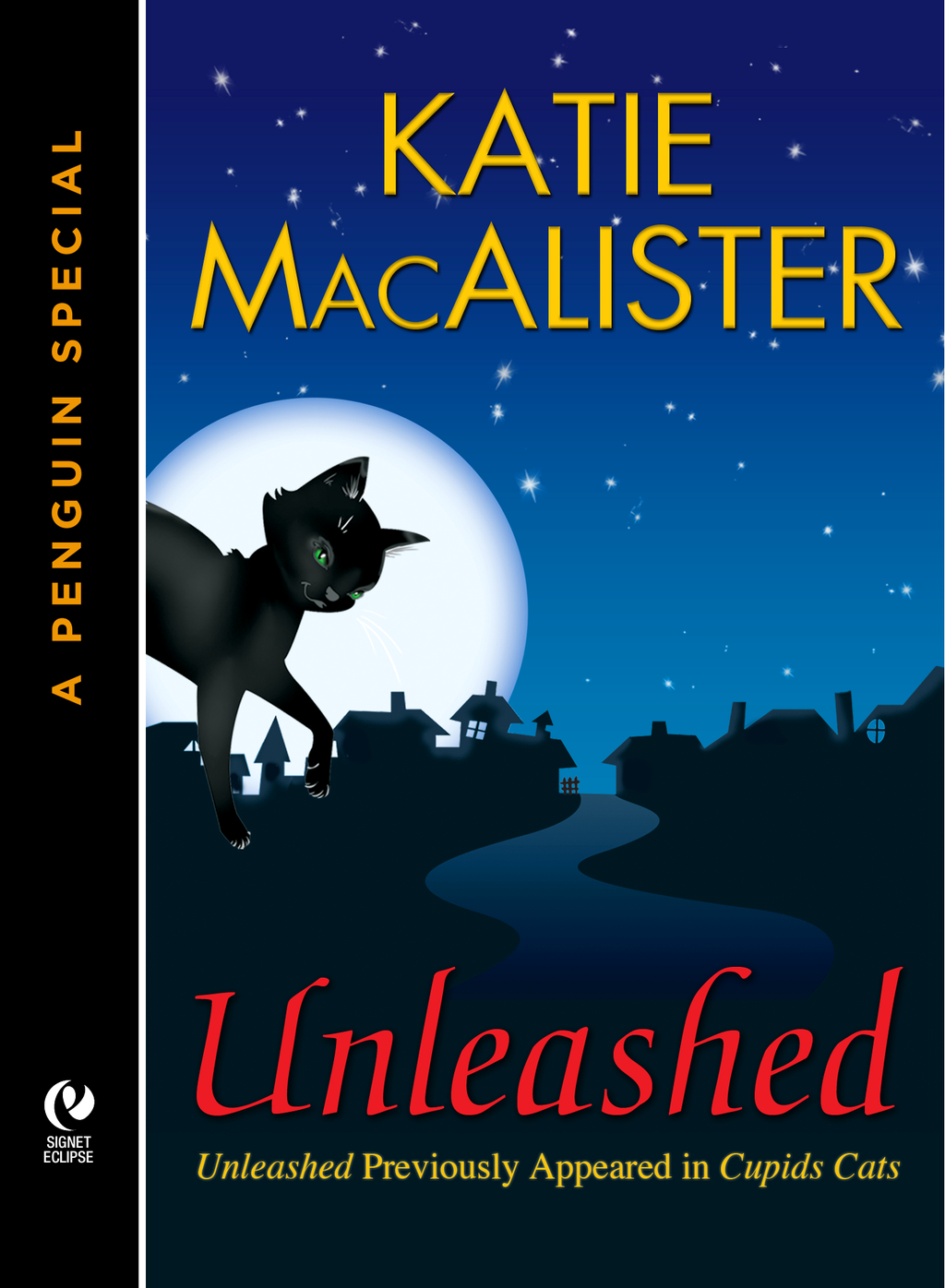 Unleashed By: Katie MacAlister
