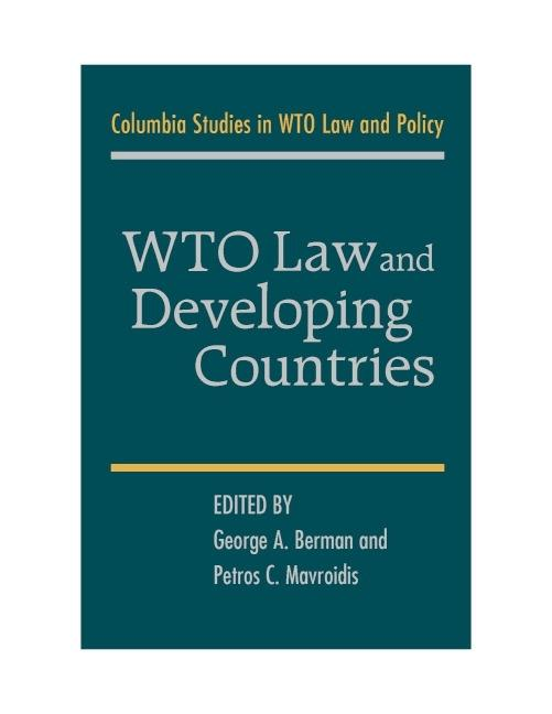 wto and developing countries