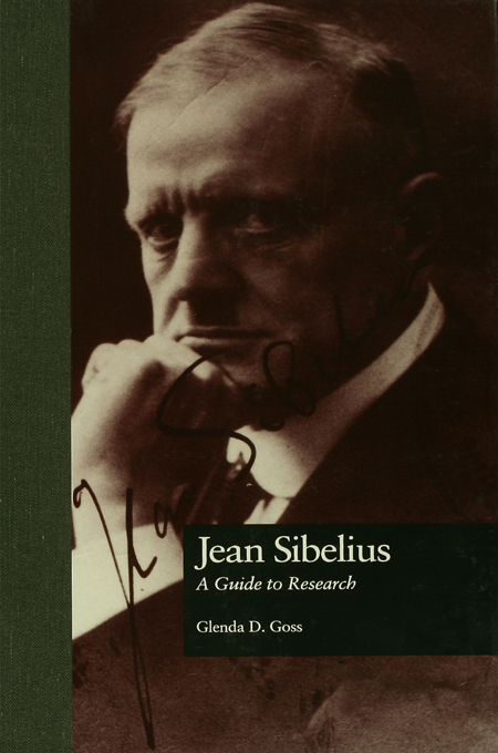 Jean Sibelius A Guide to Research