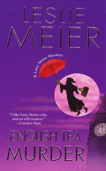 English Tea Murder By: Leslie Meier