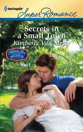 Secrets in a Small Town By: Kimberly Van Meter