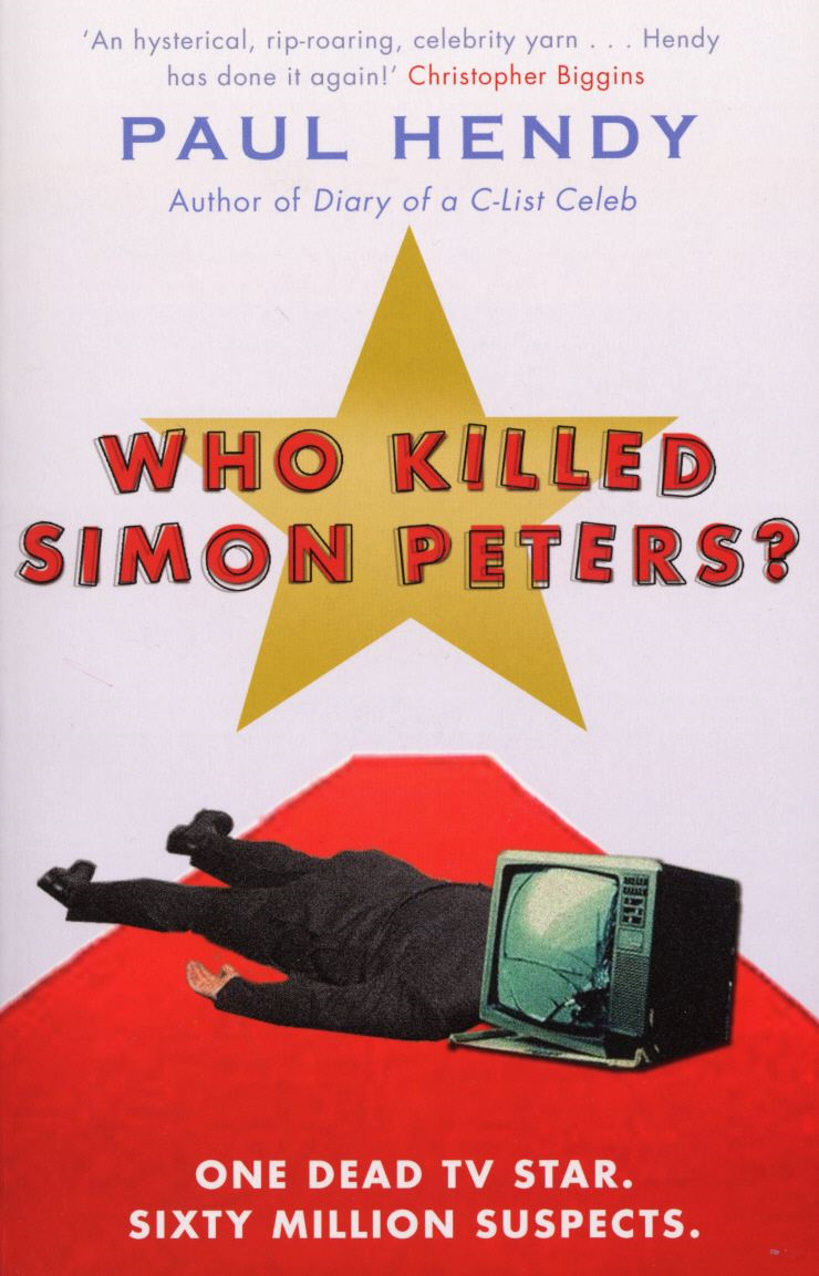 Who Killed Simon Peters? By: Paul Hendy